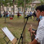 Acto por el Día Nacional de la Memoria por la Verdad y la Justicia