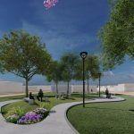 Horacio Rigo anuncio 12 nuevas cuadras de pavimento y remodelación de espacio público