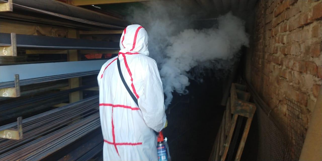 Fumigación Dengue 3