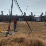 Estudio de suelo para la construcción de 22 viviendas en San Cristóbal