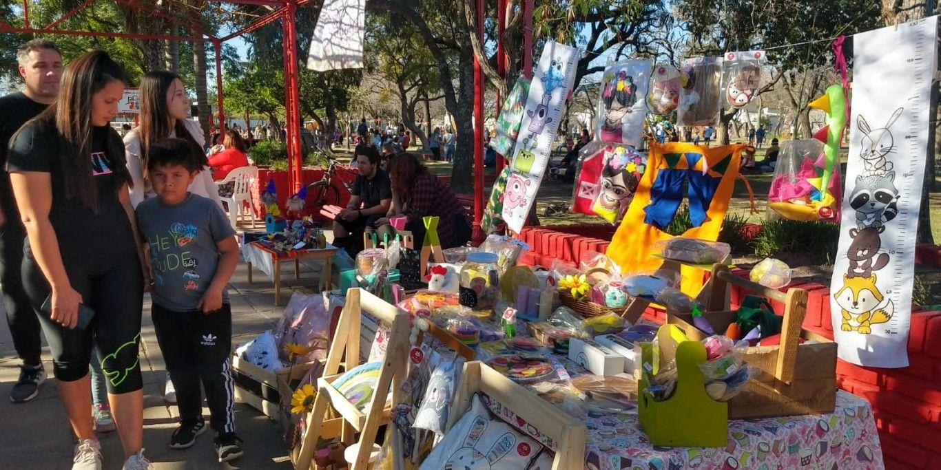 mes de las infancias plaza san martin 2