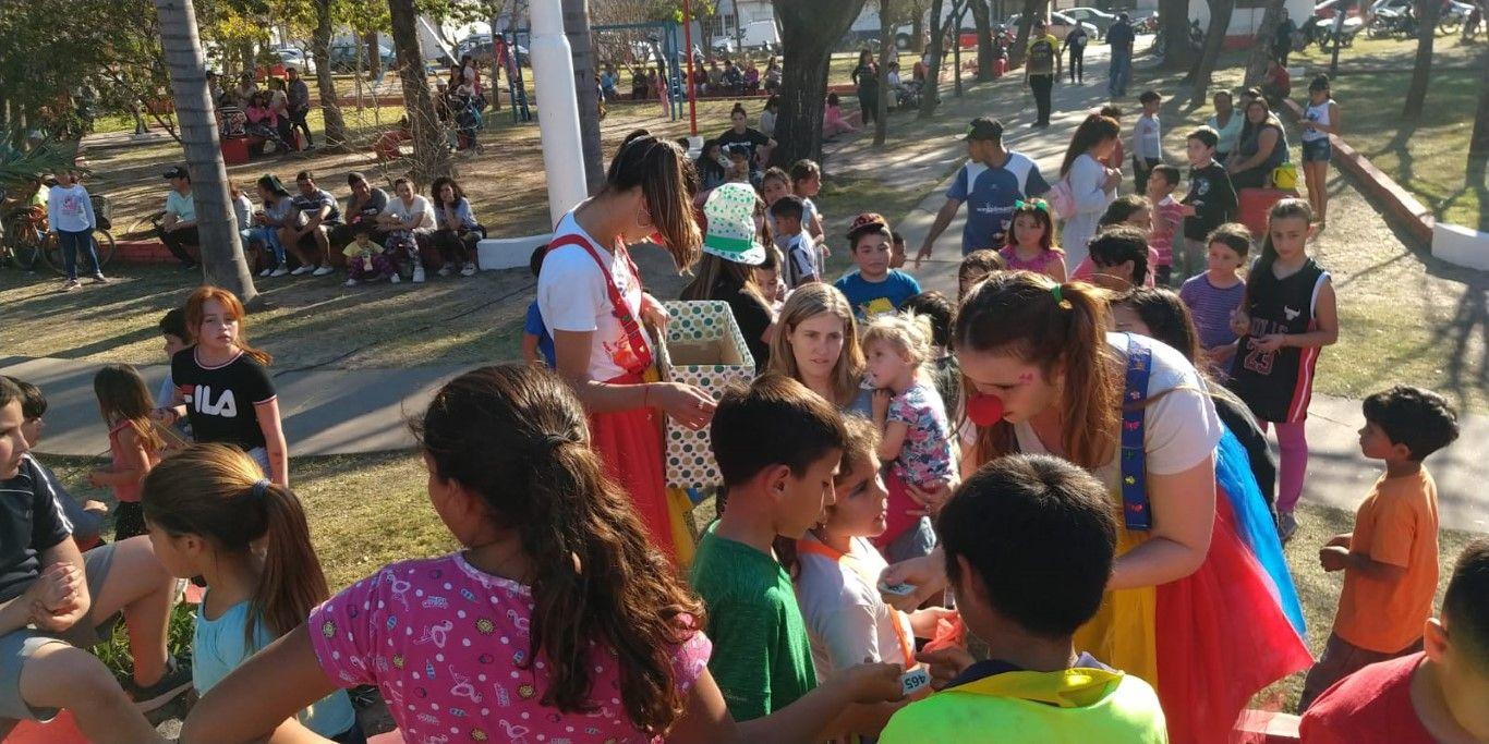 mes de las infancias plaza san martin 3